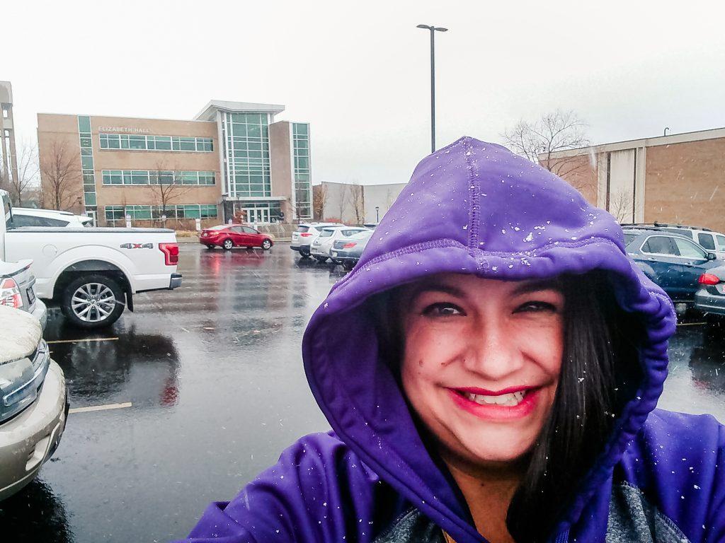 Sara Lleverino at Weber State University